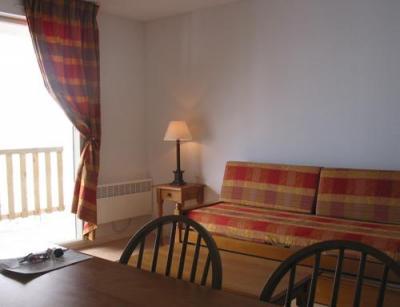 Location au ski Studio 4 personnes - Residence Royal Peyragudes - Peyragudes - Séjour