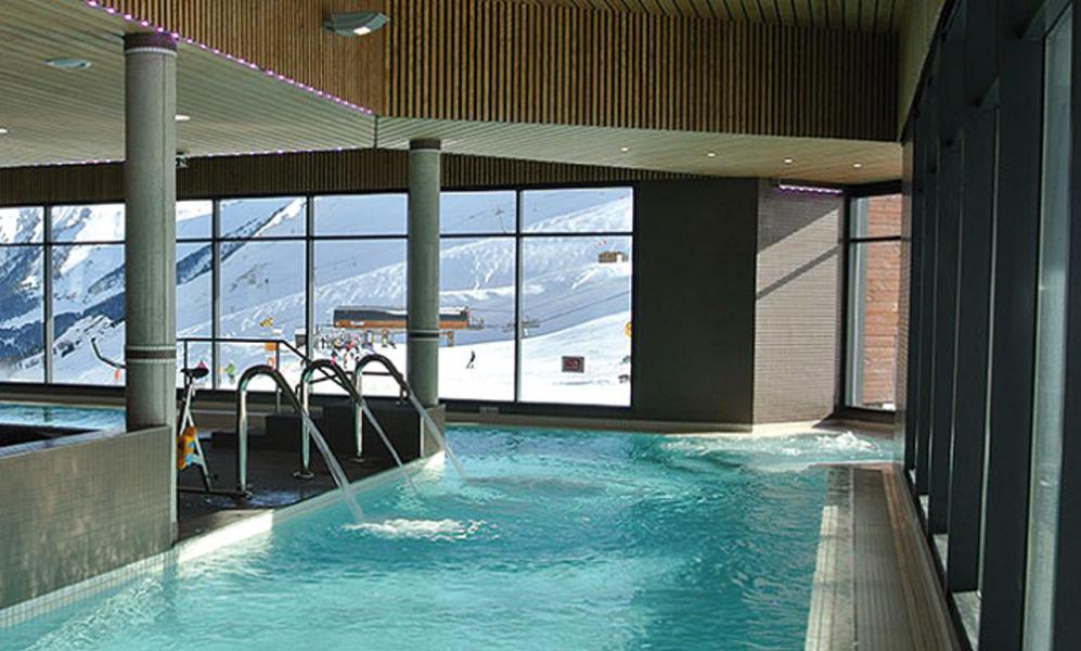 Location au ski Résidence Lagrange l'Ecrin du Badet - Piau Engaly - Piscine