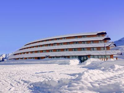 Ski en famille Résidence Lagrange l'Ecrin du Badet