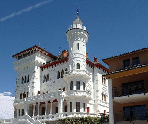 Location Le Chateau Des Magnans hiver