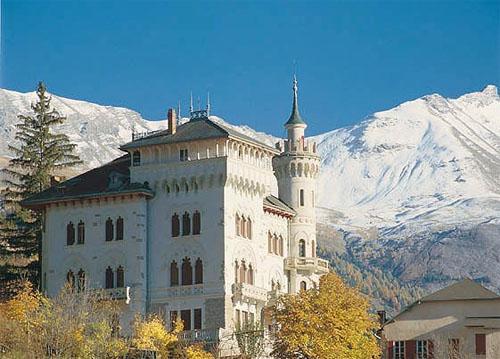 Location au ski Le Chateau Des Magnans - Pra Loup - Extérieur hiver