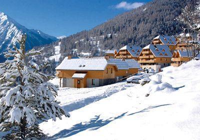 Ski en avril Le Hameau De Praroustan