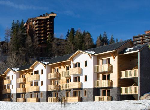 Location au ski Les Bergers Resort Residence - Pra Loup - Intérieur