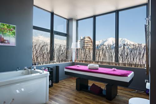 Location au ski Hôtel le Marmotel - Pra Loup - Massage