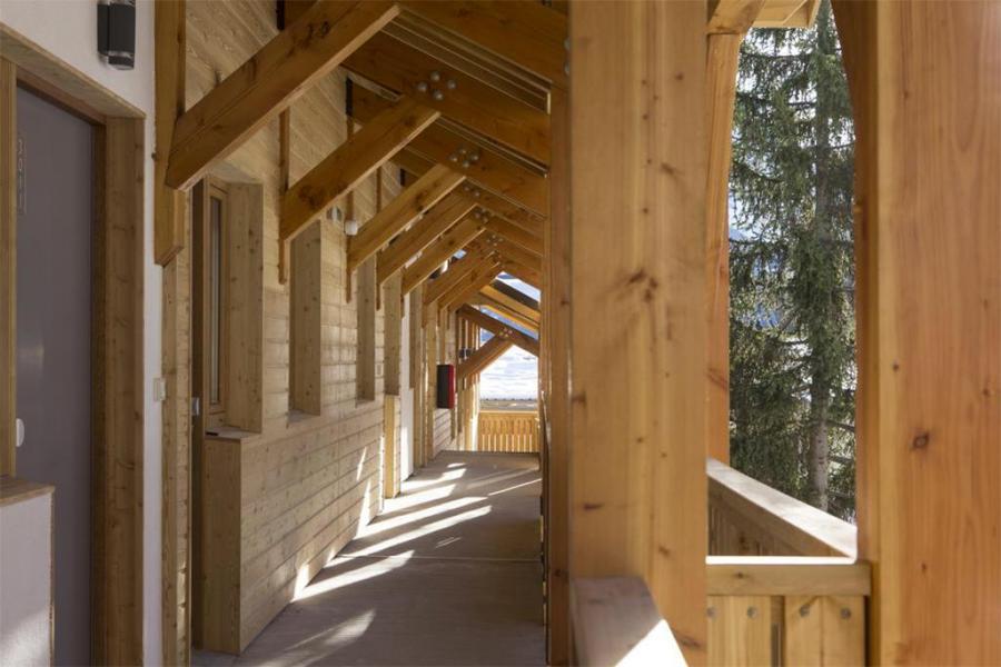 Rent in ski resort Les Bergers Resort Résidence - Pra Loup - Inside