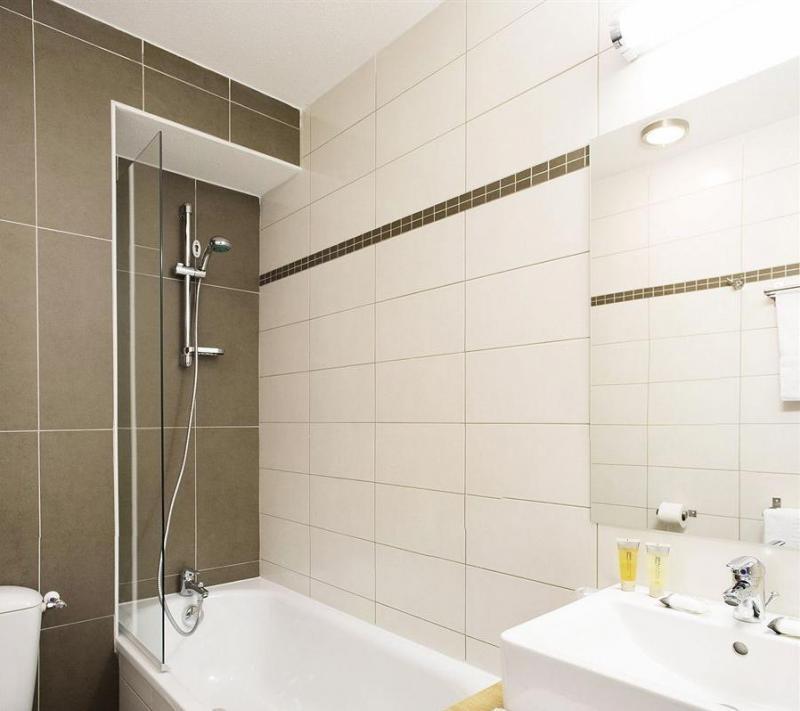 Rent in ski resort Les Bergers Resort Résidence - Pra Loup - Bathroom