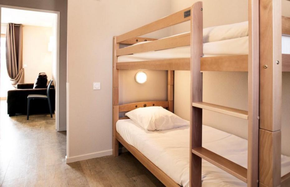 Rent in ski resort Les Bergers Resort Résidence - Pra Loup - Sleeping area