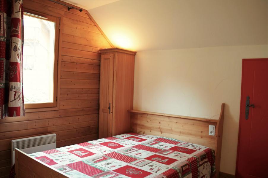 Location au ski Chalet 4 pièces 8-10 personnes - Les Chalets de Pra Loup 1500 - Pra Loup - Lit double