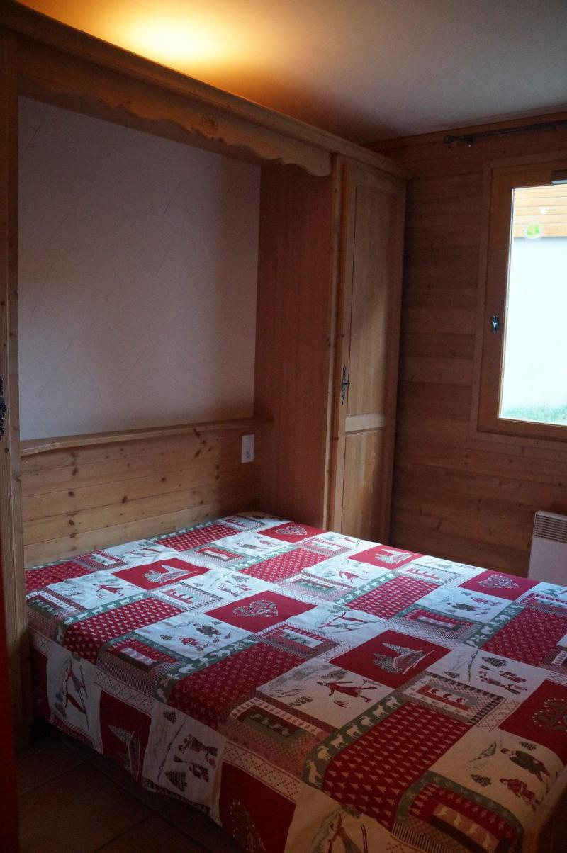 Rent in ski resort 3 room apartment sleeping corner 8 people (G3) - Les Chalets de Praroustan - Pra Loup - Cabin