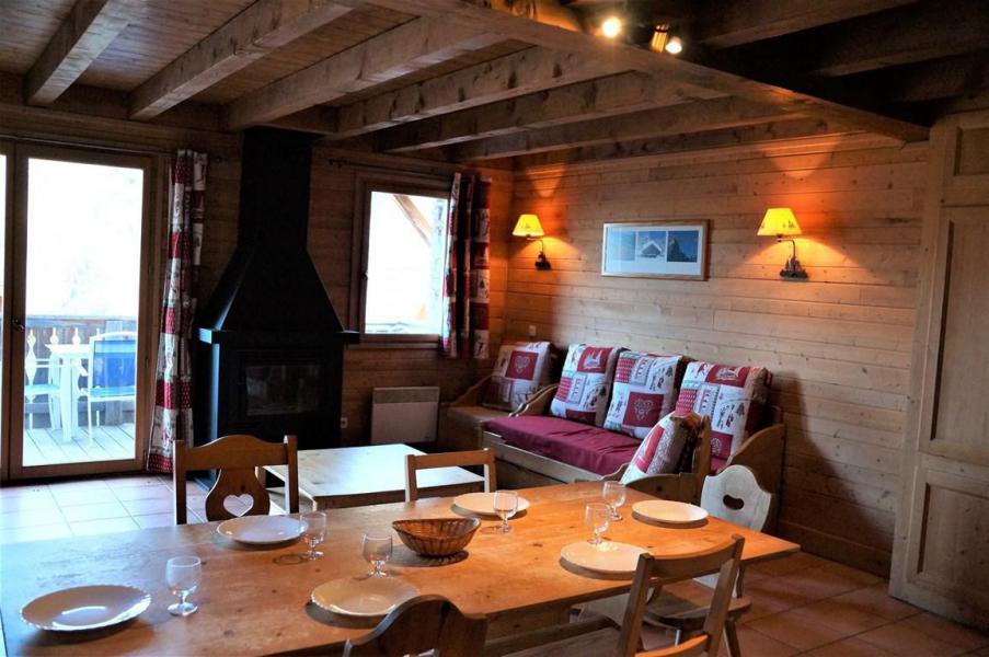 Location au ski Chalet 4 pièces mezzanine 10 personnes (3) - Les Chalets de Praroustan - Pra Loup