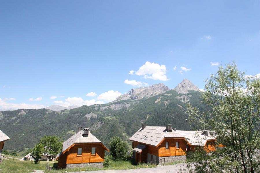 Location au ski Chalet 4 pièces mezzanine 10 personnes (12) - Les Chalets de Praroustan - Pra Loup