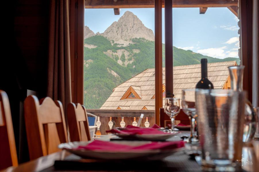 Location au ski Chalet 4 pièces mezzanine 10 personnes (14) - Les Chalets de Praroustan - Pra Loup