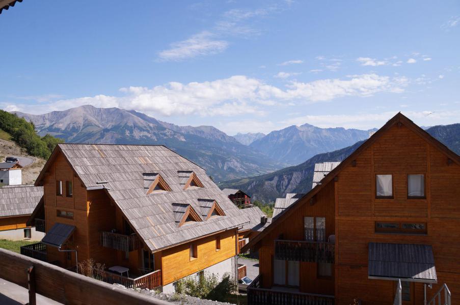 Location au ski Appartement 3 pièces coin montagne 8 personnes (E03) - Les Chalets de Praroustan - Pra Loup