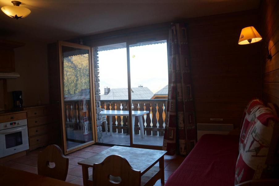 Location au ski Appartement 3 pièces coin montagne 8 personnes (G3) - Les Chalets de Praroustan - Pra Loup