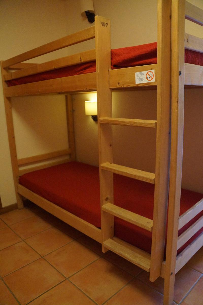 Location au ski Appartement 3 pièces coin montagne 8 personnes (H1) - Les Chalets de Praroustan - Pra Loup