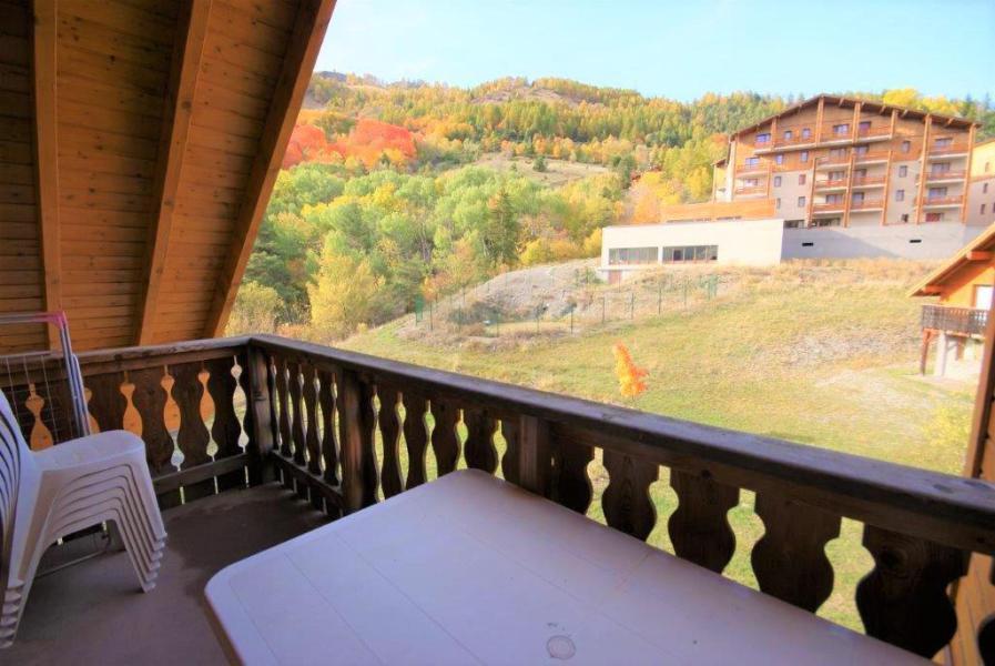 Location au ski Appartement 3 pièces 6 personnes (C201) - Les Chalets de Praroustan - Pra Loup