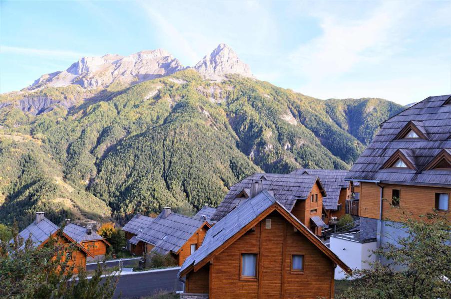 Location au ski Appartement 2 pièces coin montagne 6 personnes (E102) - Les Chalets de Praroustan - Pra Loup