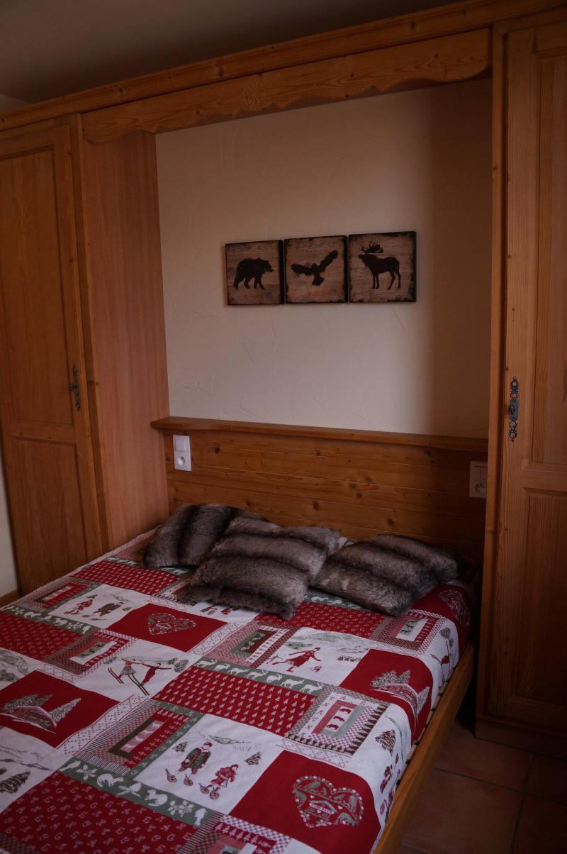 Location au ski Appartement 3 pièces coin montagne 8 personnes (E03) - Les Chalets de Praroustan - Pra Loup - Lit double