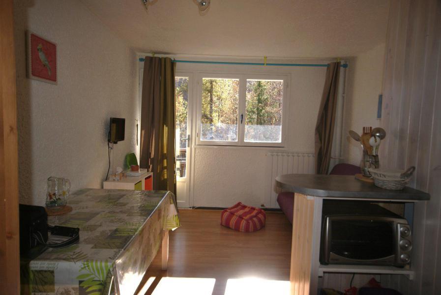 Аренда на лыжном курорте Квартира студия со спальней для 6 чел. (112) - Résidence Chaumont II - Pra Loup