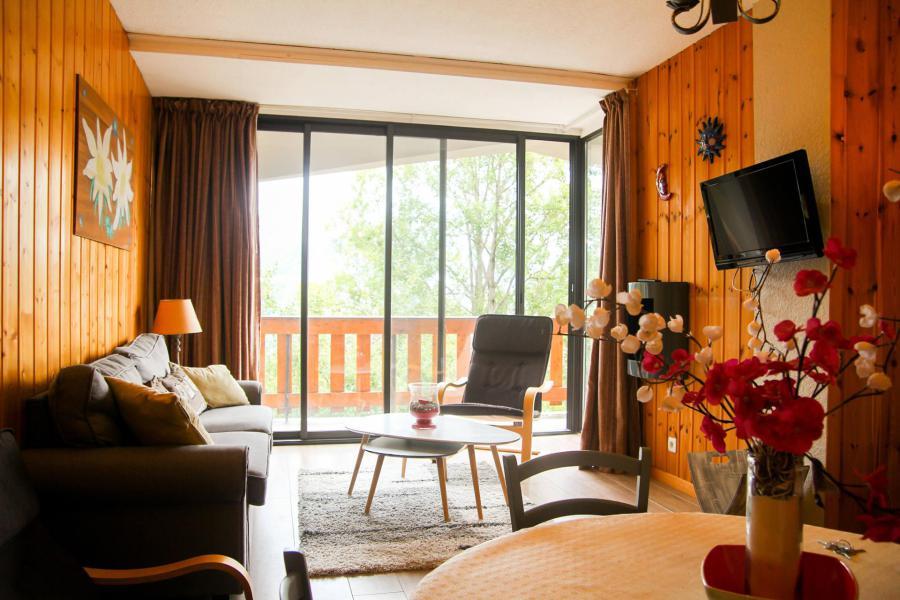 Location au ski Appartement 3 pièces 6 personnes (102) - Résidence Chenonceau I - Pra Loup