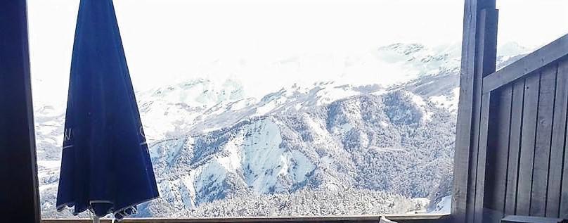 Location au ski Studio coin montagne 4 personnes (310) - Résidence l'Arribau - Pra Loup