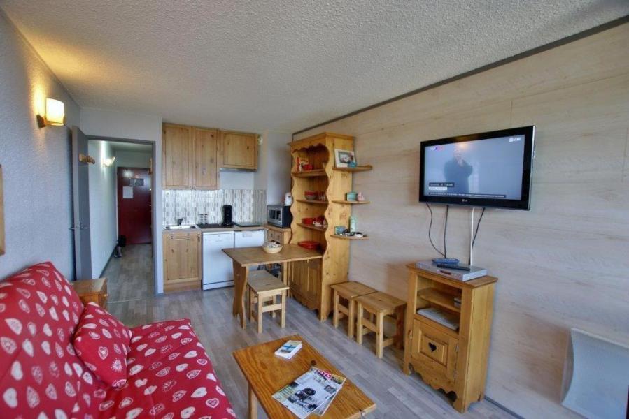 Location au ski Studio coin montagne 4 personnes (105) - Résidence l'Arribau - Pra Loup