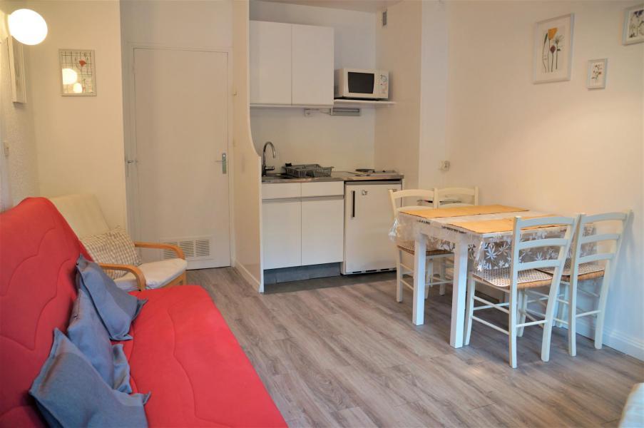 Аренда на лыжном курорте Квартира студия со спальней для 4 чел. (76) - Résidence l'Estelan - Pra Loup