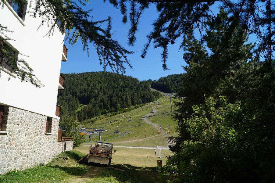 Аренда на лыжном курорте Квартира студия для 3 чел. (518) - Résidence la Bérangère I - Pra Loup