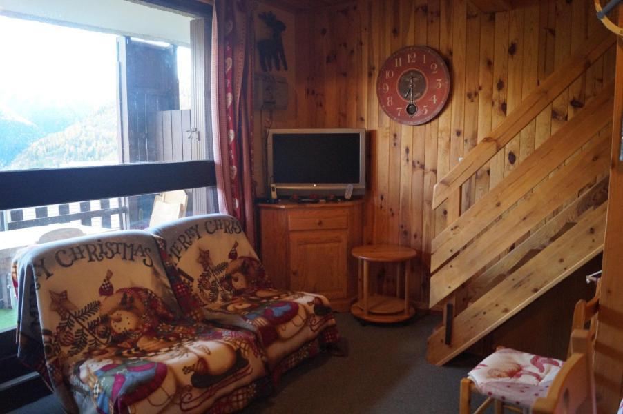 Location au ski Appartement duplex 3 pièces 6 personnes (65) - Résidence la Grande Rochère - Pra Loup