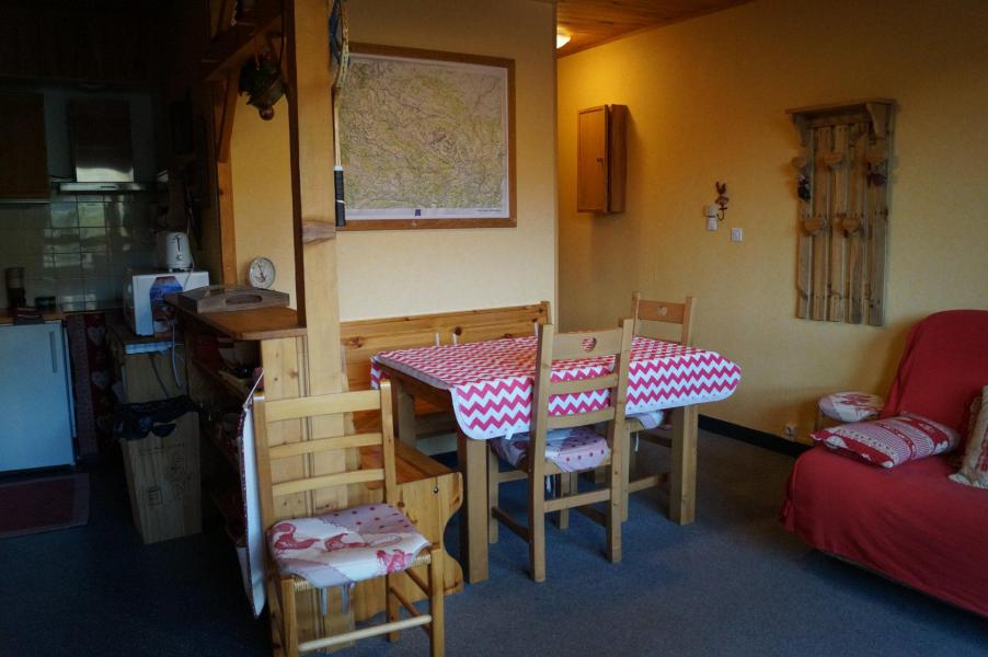 Location au ski Appartement duplex 3 pièces 6 personnes (65) - Résidence la Grande Rochère - Pra Loup - Table