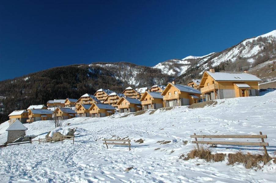 Chalet Résidence les Chalets de Praroustan - Pra Loup - Alpes du Sud