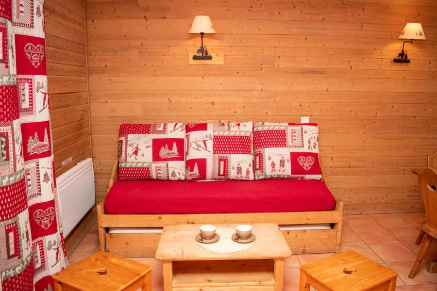 Аренда на лыжном курорте Апартаменты 3 спален 6-8 чел. (0F001) - Résidence Les Chalets de Praroustan - Pra Loup