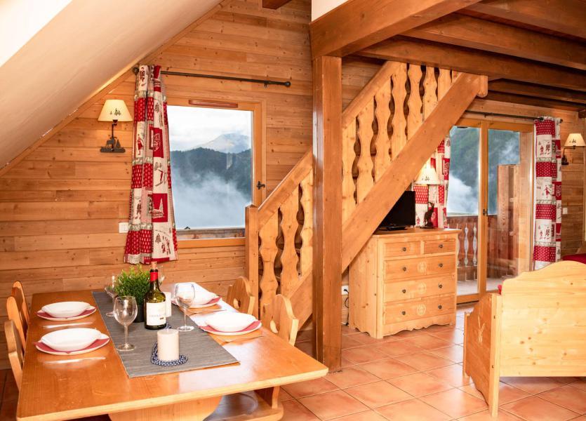 Аренда на лыжном курорте Résidence Les Chalets de Praroustan - Pra Loup