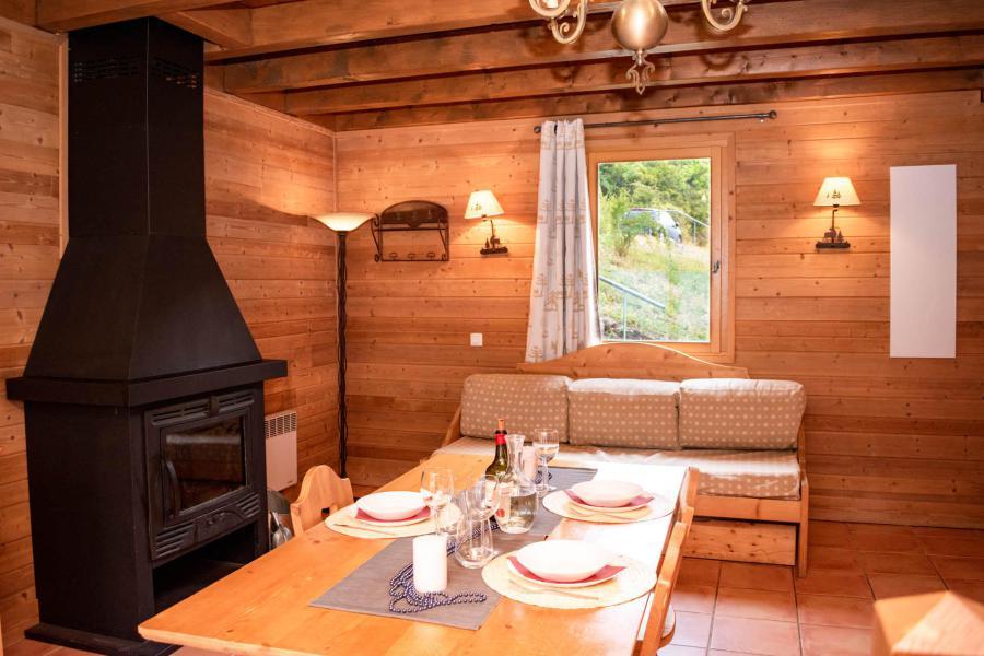 Аренда на лыжном курорте Общий шале дуплекс 3 комнат 6 чел. (0017D) - Résidence Les Chalets de Praroustan - Pra Loup