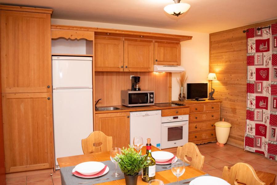 Location au ski Studio cabine 6 personnes (00G02) - Résidence Les Chalets de Praroustan - Pra Loup