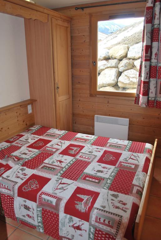 Location au ski Chalet duplex mitoyen 3 pièces 6 personnes (0020D) - Résidence Les Chalets de Praroustan - Pra Loup