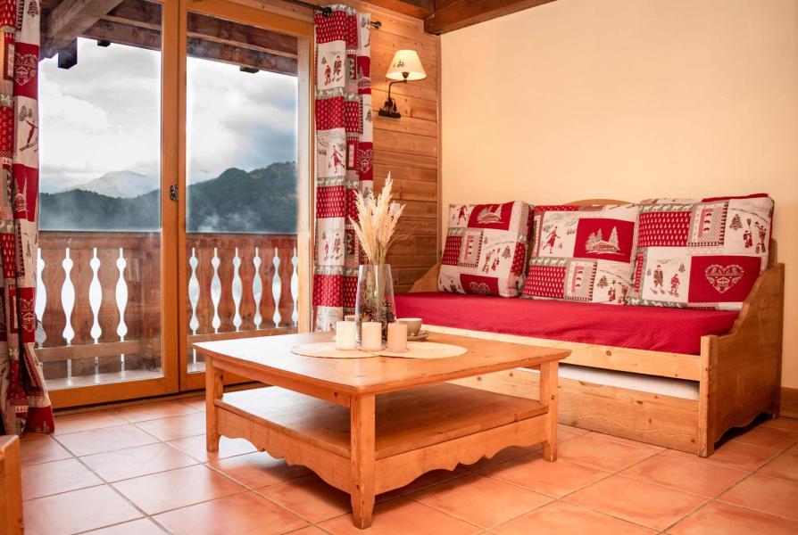 Location au ski Appartement 2 pièces mezzanine 6 personnes (2F203) - Résidence Les Chalets de Praroustan - Pra Loup