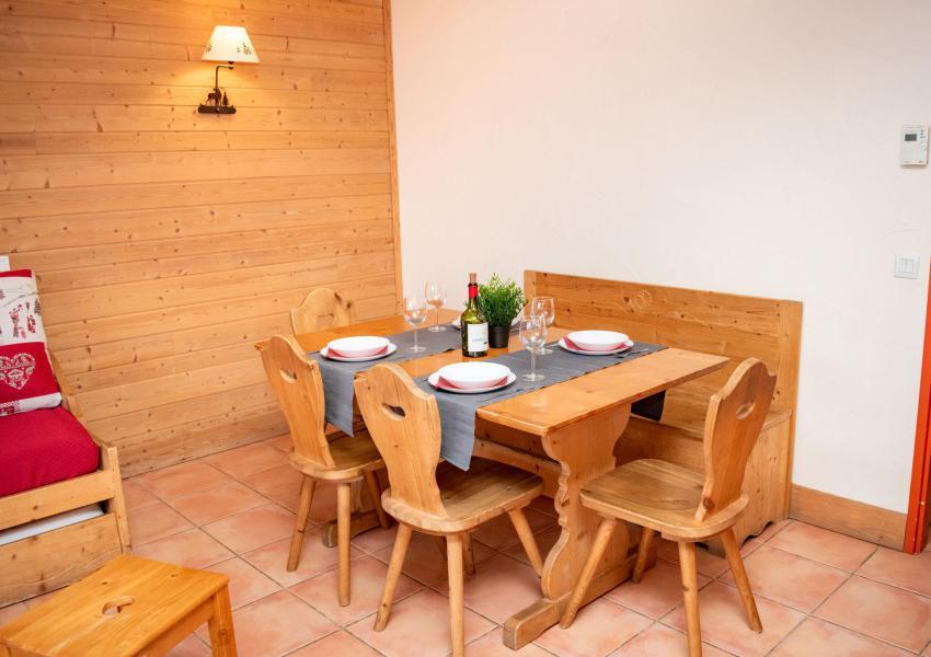 Аренда на лыжном курорте Апартаменты 3 комнат кабин 8 чел. (0K001) - Résidence Les Chalets de Praroustan - Pra Loup