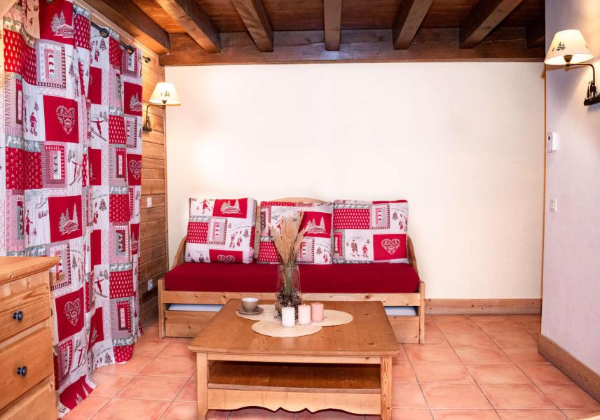 Аренда на лыжном курорте Апартаменты 1 комнат с мезонином 6 чел. (0H203) - Résidence Les Chalets de Praroustan - Pra Loup