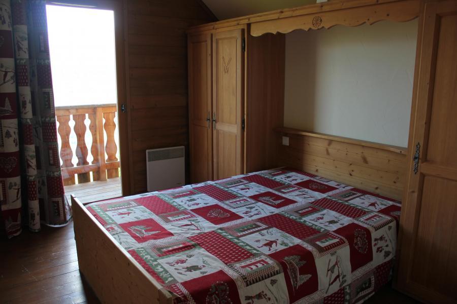 Location au ski Résidence les Chalets de Praroustan - Pra Loup - Lit double