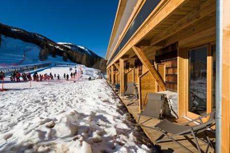 Week end au ski Hôtel le Marmotel