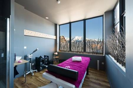 Location au ski Hotel Le Marmotel - Pra Loup - Massage