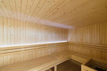 Location au ski Hotel Le Marmotel - Pra Loup - Sauna