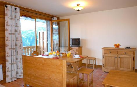 Location au ski Le Hameau de Praroustan - Pra Loup - Fenêtre