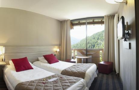 Location au ski Chambre Standard (2 personnes) - Les Bergers Resort Hotel - Pra Loup - Chambre