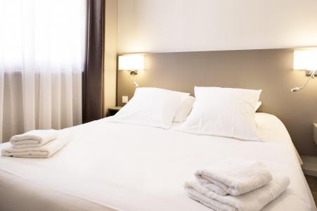 Location au ski Appartement 2 pièces coin montagne 5 personnes - Les Bergers Resort Residence - Pra Loup - Chambre