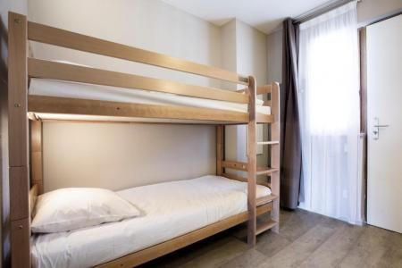 Location au ski Studio coin montagne 4 personnes - Les Bergers Resort Residence - Pra Loup - Lits superposés