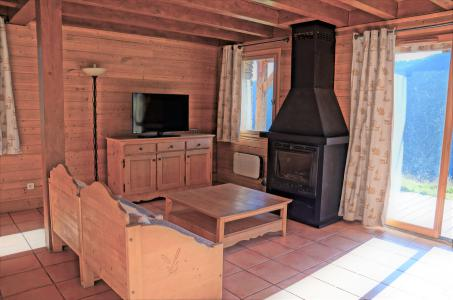 Rental Les Chalets De Pra Loup 1500 winter