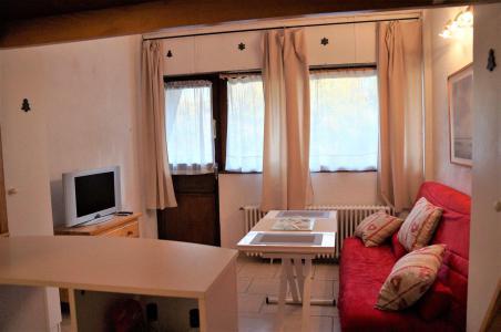 Аренда на лыжном курорте Квартира студия мезонин 4 чел. (53) - Résidence l'Estelan - Pra Loup