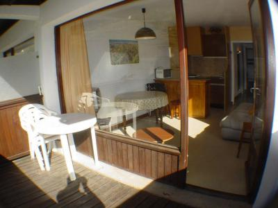 Аренда на лыжном курорте Квартира студия со спальней для 6 чел. (75) - Résidence l'Estelan - Pra Loup